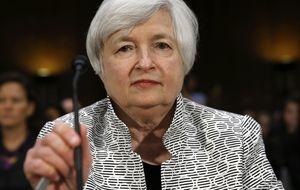 Yellen asume que los tipos bajos crean mercados más vulnerables