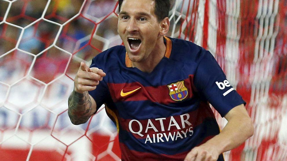 Messi no torció el gesto esta vez, pero sí un Vermaelen que volvió a ser de cristal