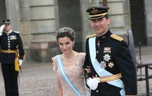 Letizia, la única Ortiz Rocasolano que encontró a su príncipe