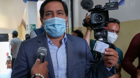Arauz gana las elecciones en Ecuador, pero se tendrá que celebrar una segunda vuelta