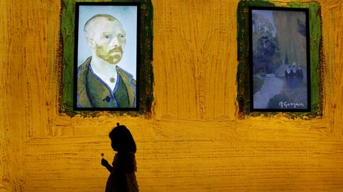 Sale a la luz un cuaderno inédito de bocetos de Van Gogh