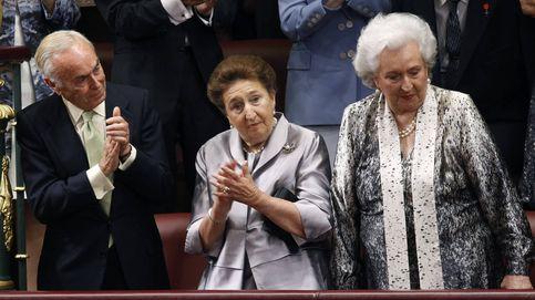 Las vacaciones de las 'otras' infantas, Pilar y Margarita: Mallorca y Estoril