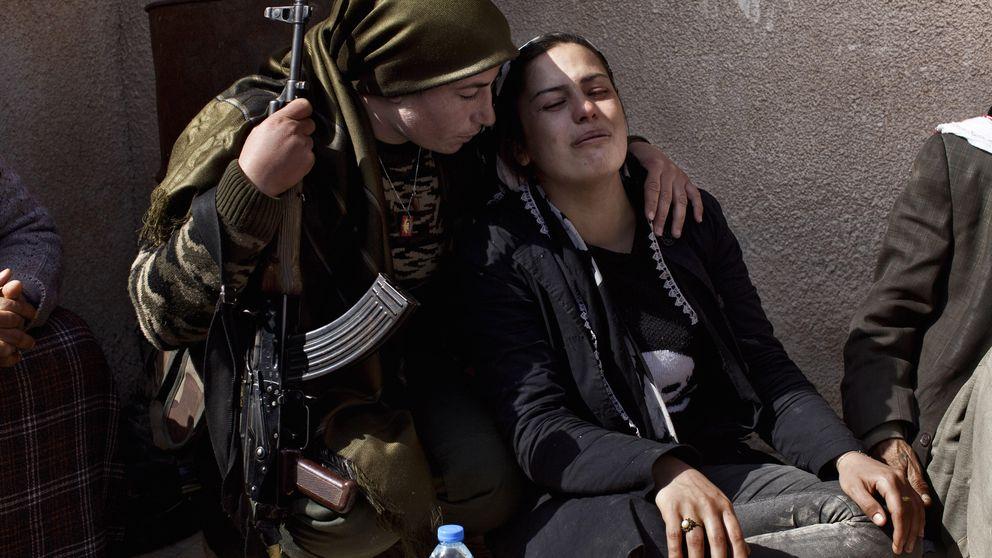 'Los imbéciles del ISIS creen que si los mata una mujer no habrá paraíso'