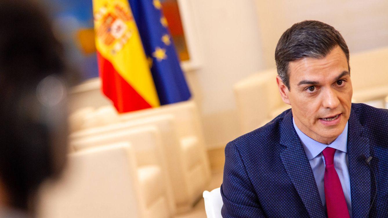 Sánchez: Algunos partidos que hoy dicen 'no, nunca, jamás' revisarán sus estrategias