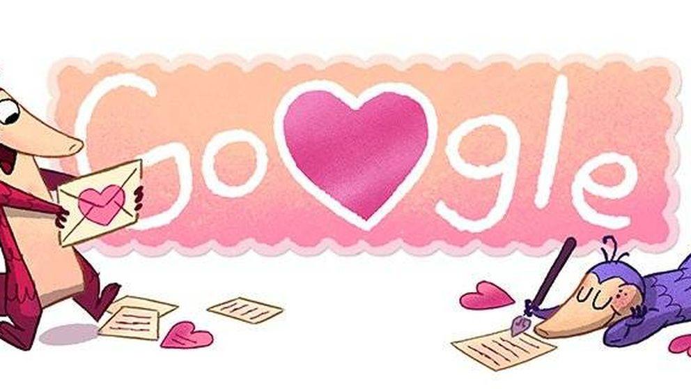 Qué es un pangolín y por qué Google lo utiliza para celebrar San Valentín