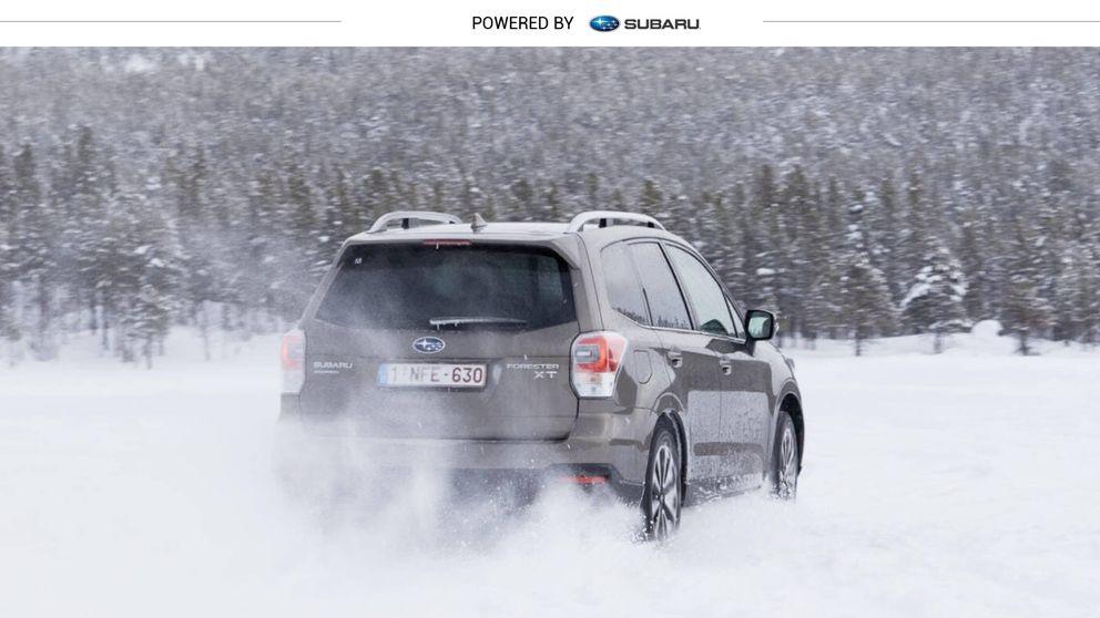 Contra viento, nieve, hielo y niebla: cómo conducir con seguridad en invierno