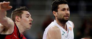 El Caja Laboral se convierte en el tercer equipo español en los cuartos de la Euroliga