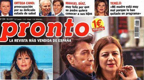Kiosco rosa: Ana Rosa y Pablo Motos, los 'royals televisivos' dan el salto a las revistas