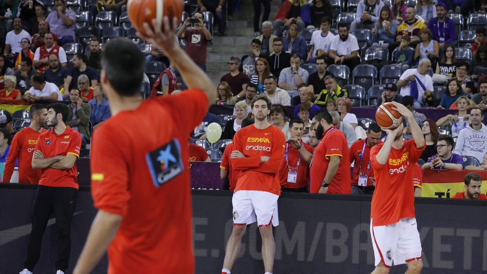 Una España entre algodones hasta que empiece la fase decisiva del EuroBasket