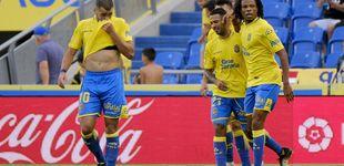 Post de El vestuario de Las Palmas estalla: Rémy y Tannane se pelean en el entrenamiento