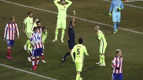 La caza al Barça tiene trampa: el Calderón dictará sentencia... o no