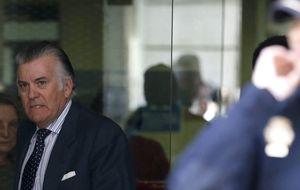 Bárcenas pide el desbloqueo de 115.000 € para pagar impuestos
