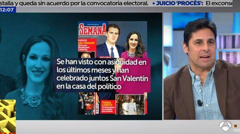 El dardo de Fran Rivera ('Espejo público') a Albert tras su supuesta relación con Malú