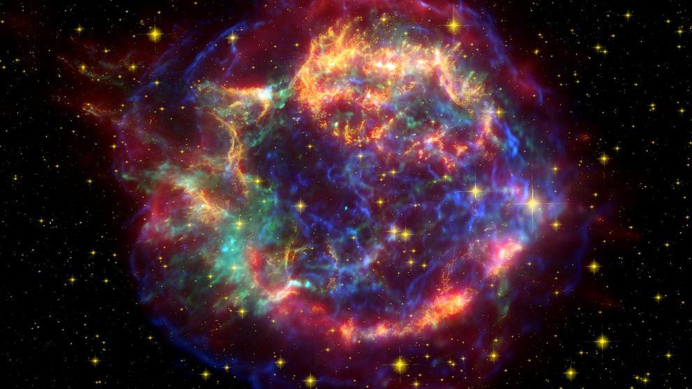 Una supernova reafirma las ideas que Einstein enunció hace un siglo