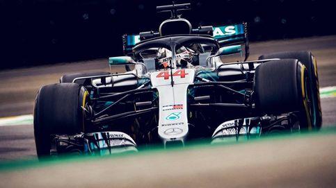 Fórmula 1: Hamilton se encuentra una victoria regalada con Sainz 12º y Alonso 17º