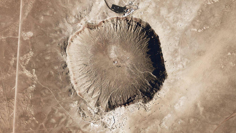 Hallan el misterioso cráter de un meteorito que golpeó a la Tierra hace 800.000 años