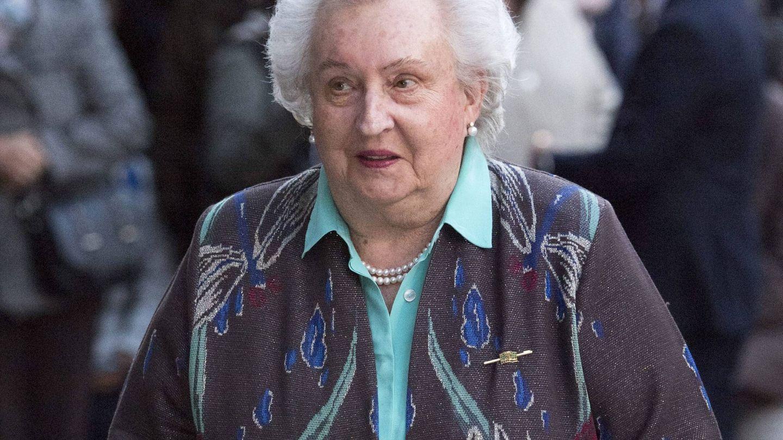 Doña Pilar en 2018. (Cordon Press)
