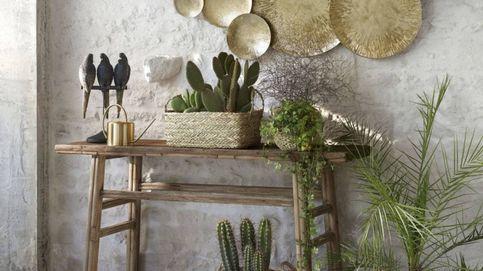 Maisons du Monde decora la entrada de tu casa de forma elegante y ecológica
