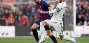 Post de FC Barcelona - Real Madrid en directo: sigue el clásico de las semifinales de Copa del Rey
