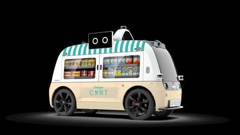 Un 'food truck' autónomo circulará por las calles de las Rozas, en Madrid