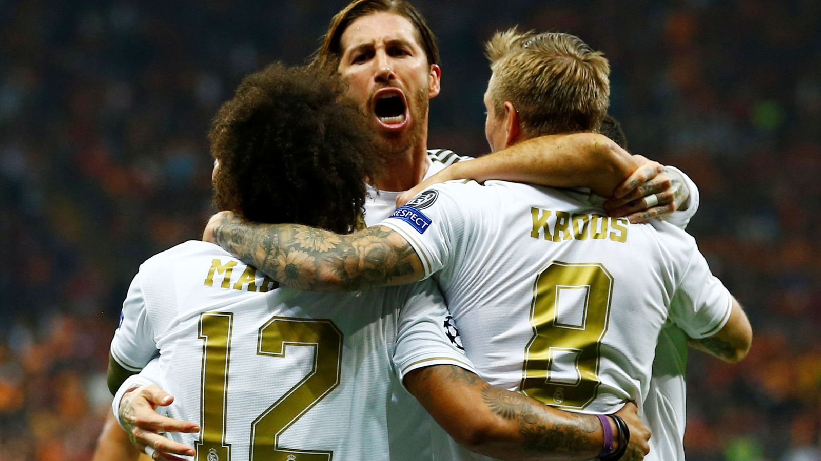 Foto: Champions league - group a - galatasaray v real madrid