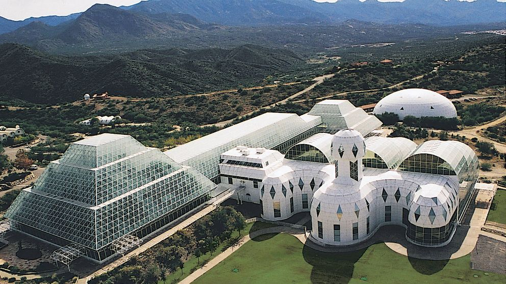 Los experimentos del hambre: el desastre de Biosfera 2 en Arizona
