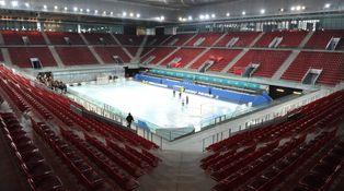 A Génova no le gusta la Caja Mágica para su congreso... la alternativa era el Madrid Arena