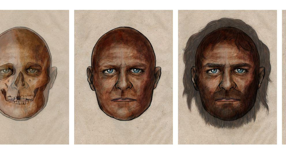 Morenos y con ojos azules, así eran los europeos hace 7.000 años