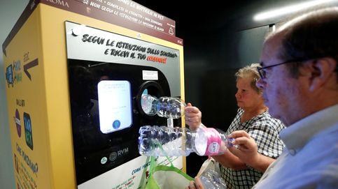 Roma consigue reciclar 350.000 botellas de plástico regalando billetes de metro