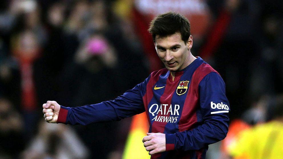 Messi deja claro que manda él y Luis Enrique no acepta el pulso