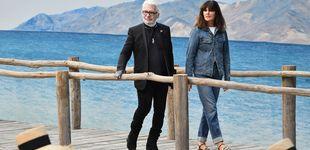 Post de Virginie Viard, mano derecha y sucesora de Karl Lagerfeld al frente de Chanel