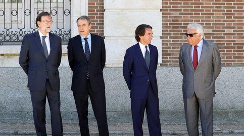 Felipe González, Aznar, Zapatero y Rajoy apoyan a Martín Villa ante la jueza argentina