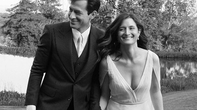 La romántica boda con sabor Hollywood de Grace Gummer, hija de Meryl Streep, y Mark Ronson