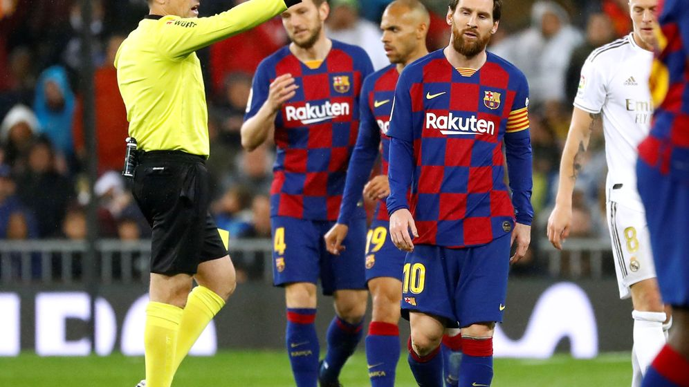 Foto: La Liga no se reanudará de cualquier manera. (Reuters)