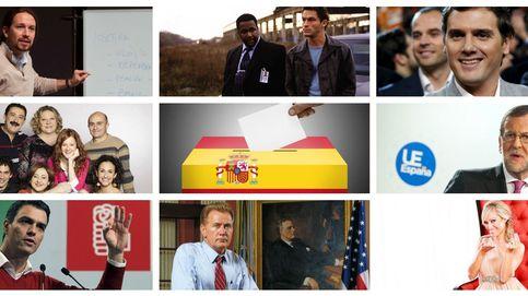 Los gustos de los candidatos en tv: de 'Aída' al programa de citas de Cuatro