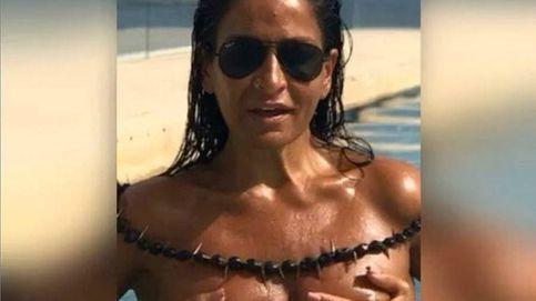 La erótica fotografía de Aida Nízar que Instagram (todavía) no ha censurado