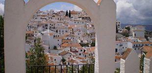 Post de Pueblos blancos: si te enamoraste de Frigiliana, no te pierdas Comares (también en Málaga)