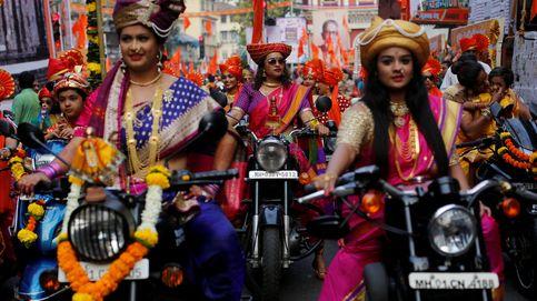 Festival Gudi Padwa en la India
