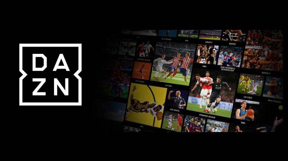Foto: DAZN, bautizado como el Netflix de los deportes, llega a España en marzo
