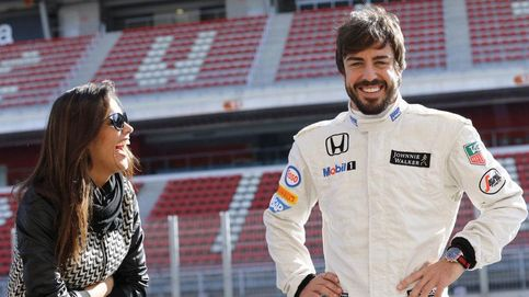 """Twitter - Alonso a Lara: """"Gracias por soportarme este último mes"""""""