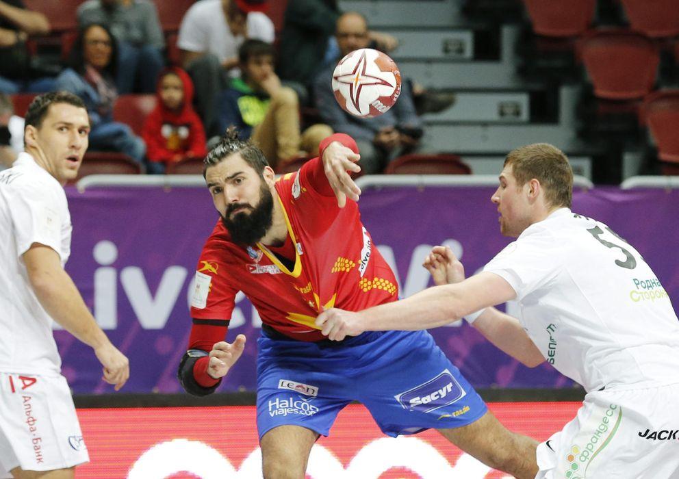 Foto: Jorge Maqueda fue el máximo goleador español con 6 goles (EFE)