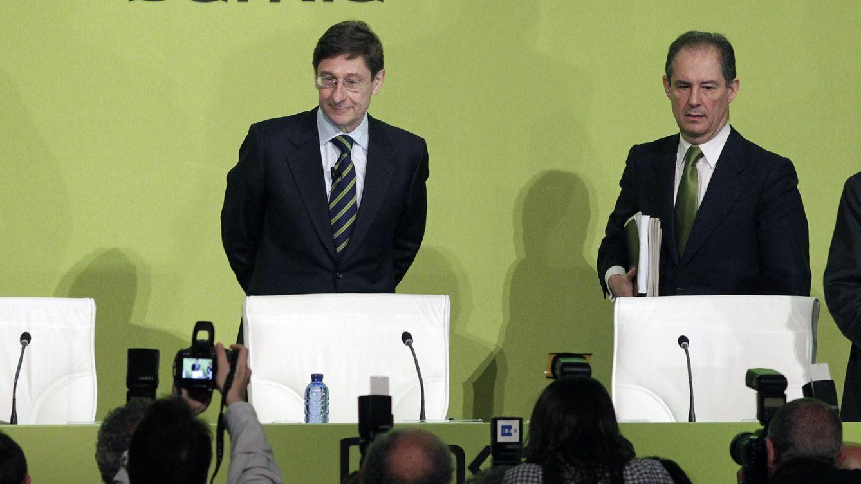 Amper ficha a Miguel Crespo, ex secretario general de Bankia