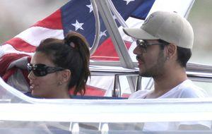 Foto: Eva Longoria y Eduardo Cruz en Miami