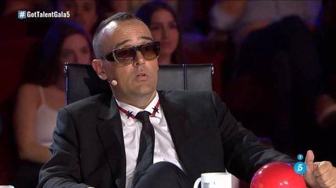 El zasca de un concursante a Risto  en 'Got Talent' al que se sumaron Paz y Dani