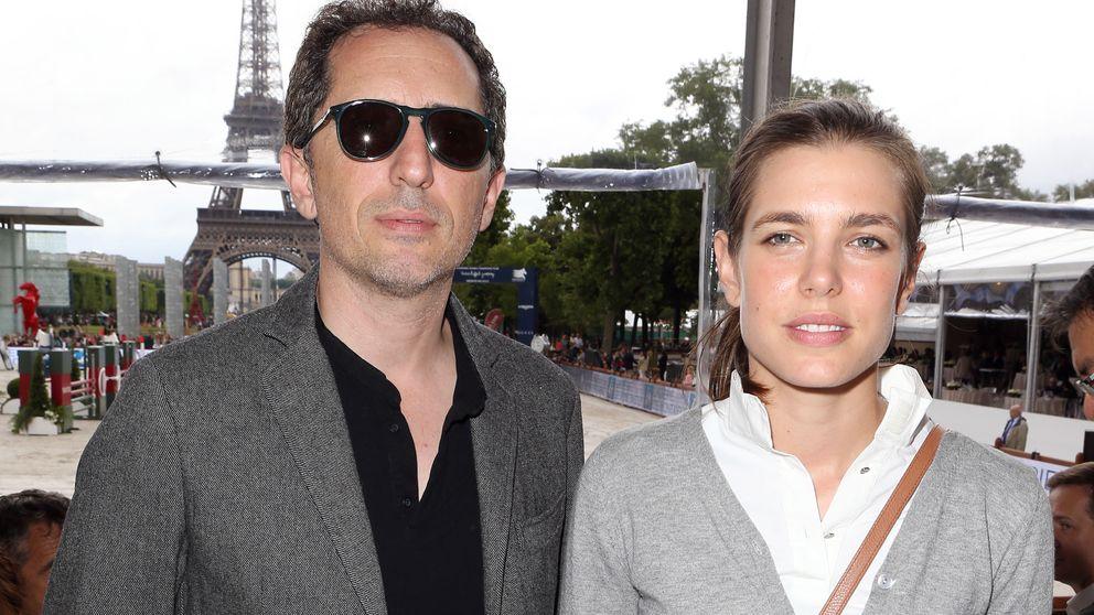 La prensa francesa asegura que Carlota Casiraghi y Gad Elmaleh han roto