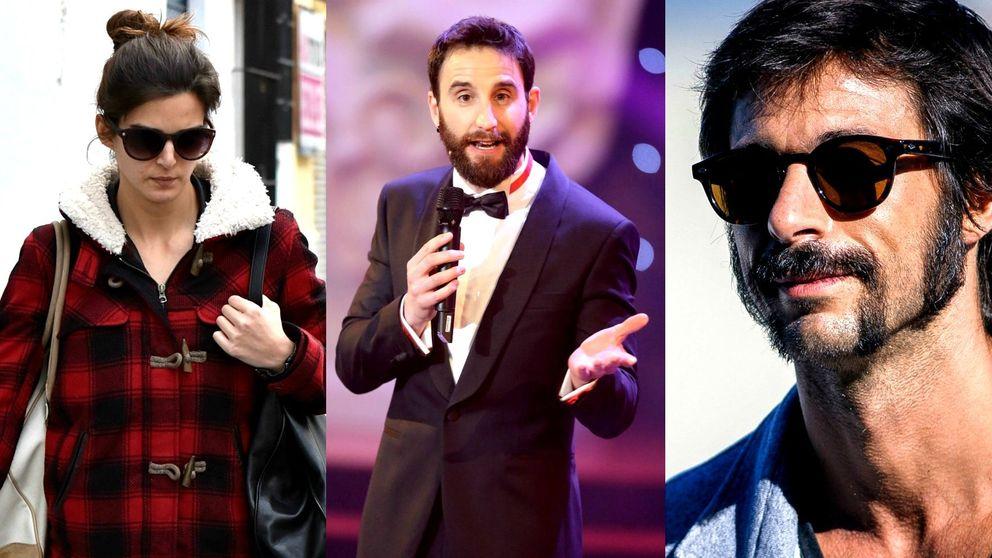 Los famosos se vuelcan con Dani Rovira tras explotar en Twitter por los Goya