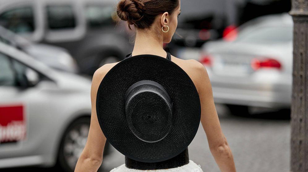 Foto: Descubre otros peinados anticalor, más allá del moño. (Imaxtree)