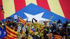 Críticas a la UE y alusiones al franquismo en una  manifestación de tinte electoral