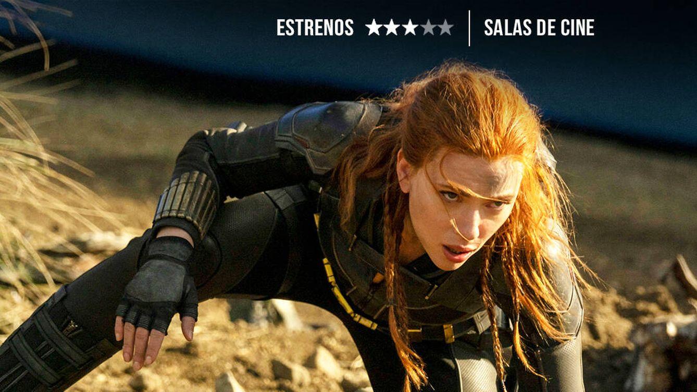 'Viuda negra': acción espectacular, espías, sensibilidad... y Scarlett Johansson