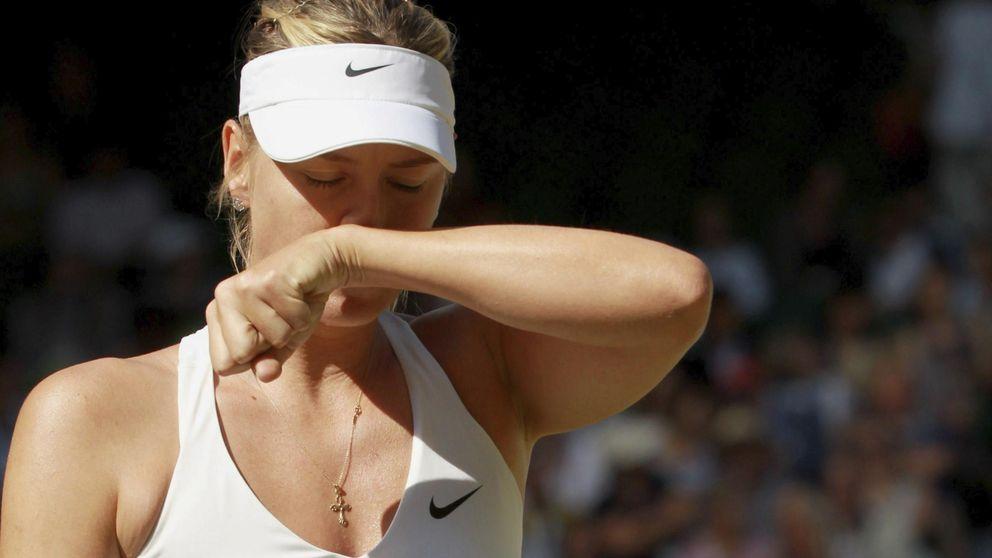 Sharapova anuncia que no podrá jugar el US Open por culpa de una lesión
